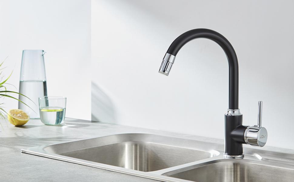 Auralum Wasserhahn Küche
