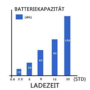 a671c3f8b486c2 LEICESTERCN 12V autobatterie ladegerät Vollautomatisches ladegerät ...
