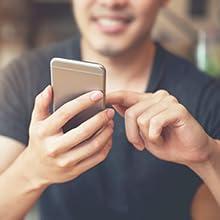 Video Türsprechanlage, App, Smartphone, Steuerung, Wifi, W-Lan, Fernsteuerung