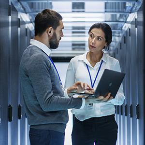Cloud Server App Rechenzentrum Schutz Sicherheit