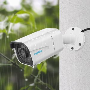 4K Ultra HD PoE IP Kamera Aussen