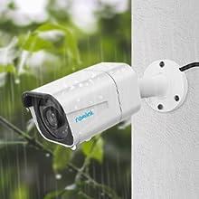 4K Ultra HD 8-CH PoE Überwachungskamera Set
