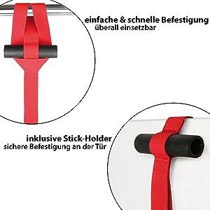 stickholder variosport variosling schlingentraining suspension training variosports