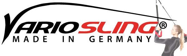 Variosport Variosling schlingentraining schlingen training suspension training core körper muskel