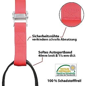 variosling variosports schlingentrainer schadstofffrei autogurtband made in germany suspension