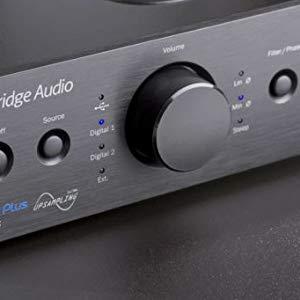 Cambridge Audio Dacmagic Plus Digital Analog Wandler Schwarz Audio Hifi