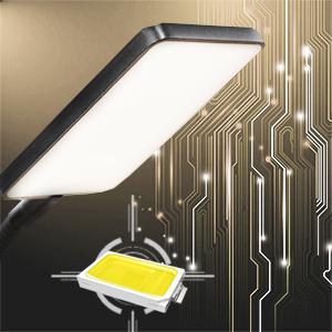 + LED Bürolampe Schreibtischlampe Schreibtischleuchte Tischlampe Dimmbar Golden