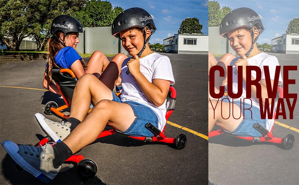 EzyRoller Classic Kinder Fahrzeug Dreirad Trike Kinderfahrzeug Spielzeug easy roller Kindertrike