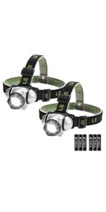 taschenlampe stirnlampe joggen mini kinder akku hellste laufen kopfleuchte outdoor rotlicht