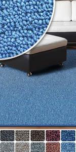 teppich teppiche bunt schlingenteppich wohnzimmer wohnzimmerteppich grau rot blau flurteppich