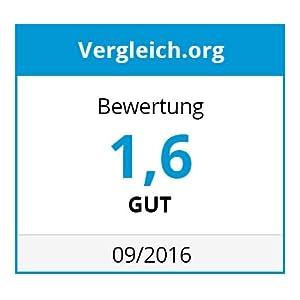 Note 1,6: Sieger Preis-Leistung Fu/ßmatte in vielen Gr/ö/ßen etm/® Schmutzfangmatte T/ürmatte Fu/ßabstreifer f/ür Haust/ür innen und au/ßen Braun-Schwarz, 120x180 cm