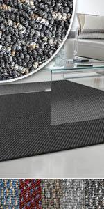 teppich teppiche wohnzimmer wohnzimmerteppich küchenteppich flach flachgewebe punkte gepunktet