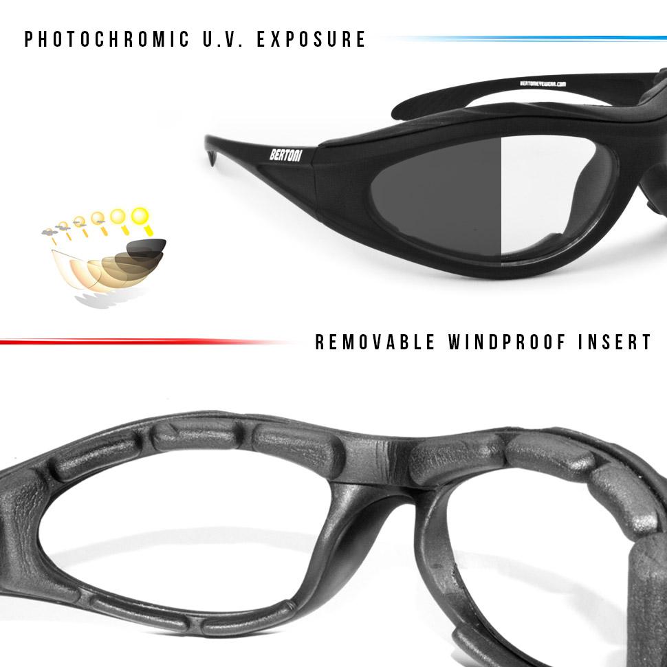 Bertoni F125A Sonnenbrille fw7eyEg