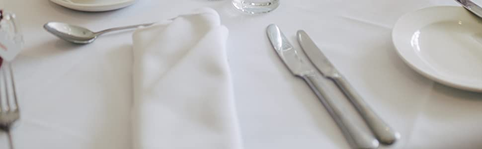 EXZACT 24 teiliges Besteckset/Edelstahl-Besteck -  - 6 Gabeln, 6 Messer, 6 Esslöffel, 6 Teelöffel