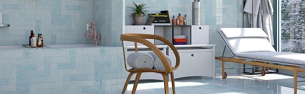 WohnDirect Badematte Badvorleger Badezimmerteppich weich waschbar schnell trocknend antirutsch