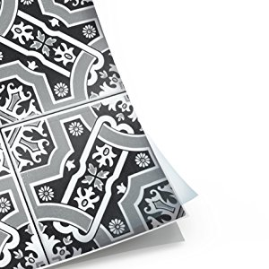Unsere Sticker für Fliesen, Designfliesen, Stickerfliesen sind einfach im Handling