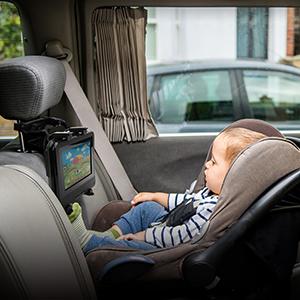 Mayoga Auto Kopfstütze Halterung Halter Auto Elektronik