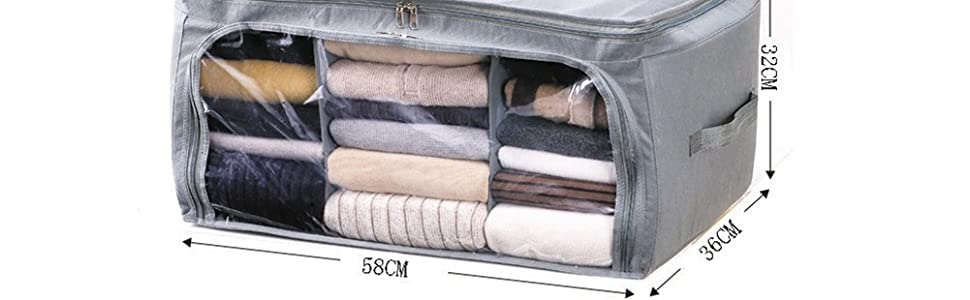 B/üro Schlafzimmer KOBWA Closet Underwear Organizer Faltbare Unterw/äsche Socks Schublade f/ür d/ünne Socken Closet Organizers Dividers Lagerung f/ür Kleiderschrank