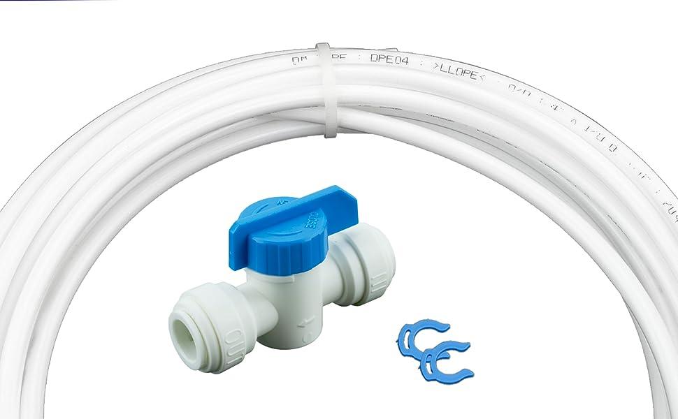 Kühlschrank Wasserleitung : Frostschutz der wasserleitungen ein und umbauten unserer