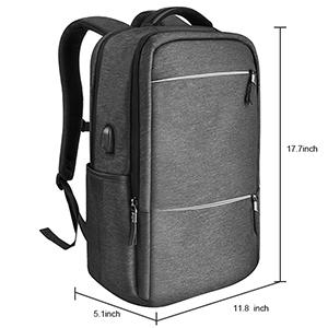 8370c208e1e5f BestoU Business Rucksack Herren Arbeit Laptop Tasche 15.6 Zoll ...