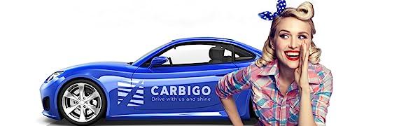 Carbigo 2x Profi Mikrofasertücher Autopflege Ohne Rand Lackschonend Dank Weicher Mikrofaser Ideales Auto Trockentuch Zur Reinigung Von Auto Motorrad 400 Gsm Microfasertuch 40x40cm Auto