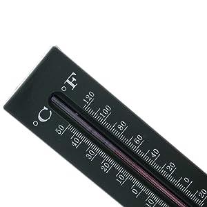 Versteck für Schlüssel TH78 Esschert Design Thermometer mit Schlüsselversteck