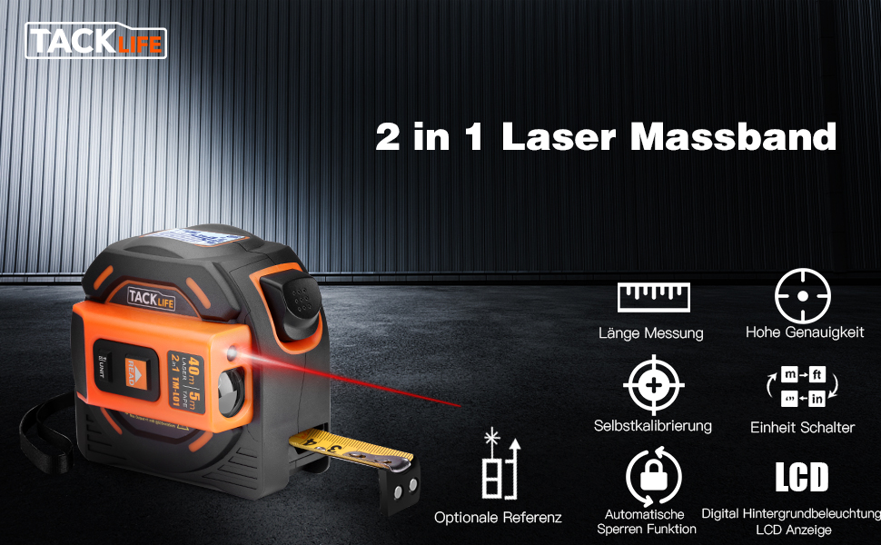Tacklife Advanced Laser Entfernungsmesser : Tacklife entfernungsmesser nikon