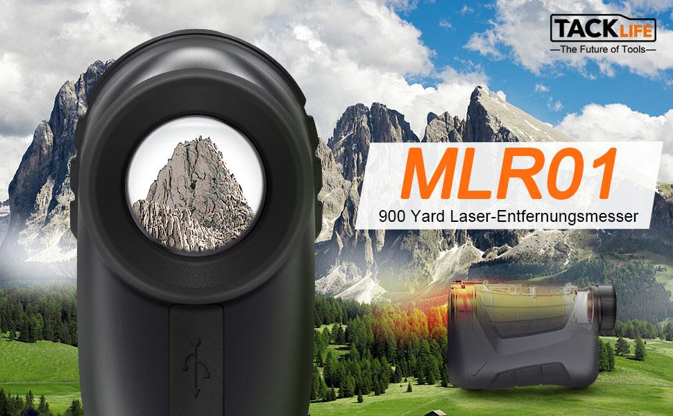 Tacklife Laser Entfernungsmesser Bedienungsanleitung : Tacklife entfernungsmesser mlr golf rangefinder jagd
