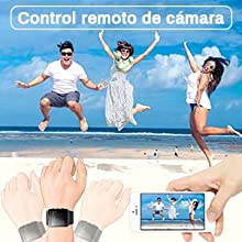 CanMixs Smart Watch CM07 Impermeable IP67 Actividad Fitness ...