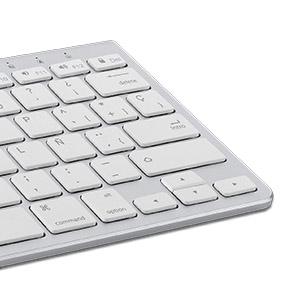 OMOTON Bluetooth Teclado Español con Soporte, Compatible con iPad ...