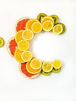 Vitamina c vitamina complejo vitaminico naranja kiwi