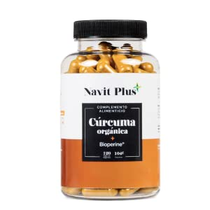 CURCUMA antiinflamatorio defensas corazon antioxidante especia organica