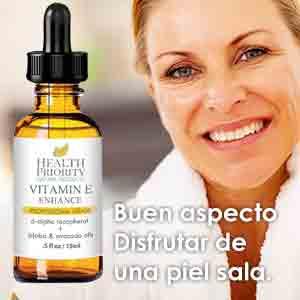 Lo que el Aceite de Vitamina E puede hacer por ti.
