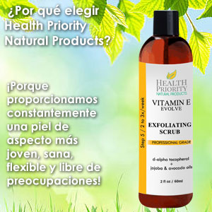 ¿Por qué elegir Health Priority Natural Products?