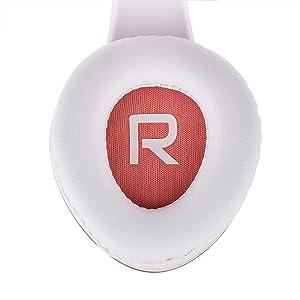 auriculares con orejeras suaves almohadillas de cuero premium super cómodas para largas horas de uso
