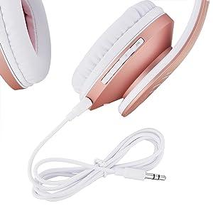 auriculares inalámbricos y con cable sobre auriculares con auriculares con cable bluetooth