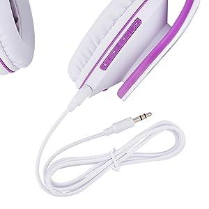 auriculares inalámbricos y sobre auriculares con auriculares con cable bluetooth para teléfonos mac
