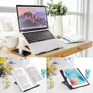 Multifuncional Plegable Soporte Tablet
