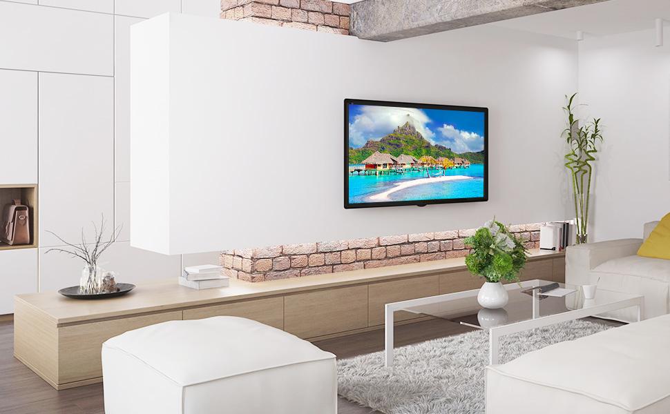 Soporte TV de Pared para la Mayoría de los Televisores LED, LCD ...