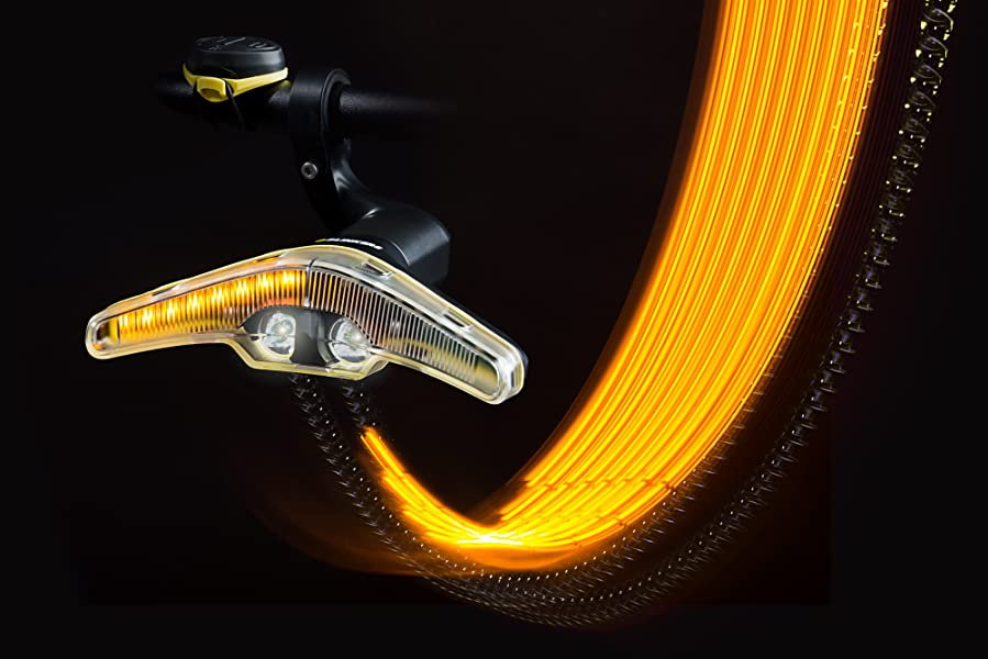 Blinker Set Plus - Luces de Bicicleta - Intermitentes inalámbricos ...