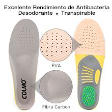 Sexymate Plantillas Fascitis Plantar Antisudoral Antibacteriana ...