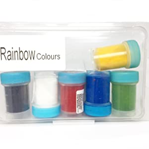 Rainbowoclours polvo de color soluble en grasa