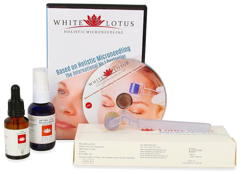 El kit dermaroller de White Lotus contiene todo lo que necesitas para empezar a disfrutar de los beneficios de la Terapia de Inducción de Colágeno, en tu ...