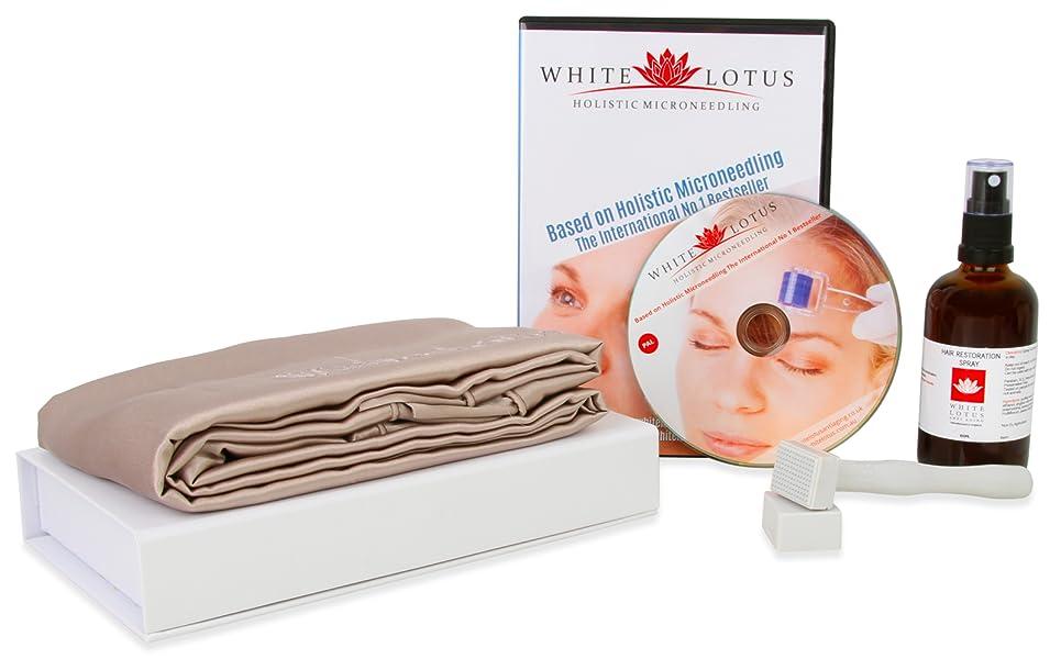 El Pack Anticaida Capilar Deluxe de White Lotus hace honor a su nombre, porque se trata de un tratamiento capilar crecepelo con resultados visibles en tan ...