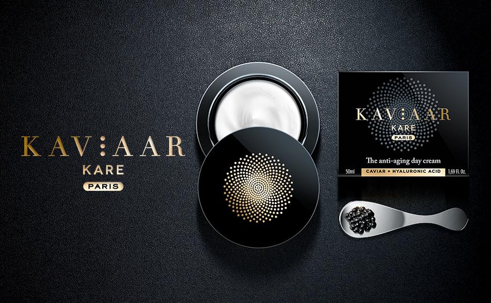 KAVIAAR KARE - La crema antiedad noche - Caviar + Ácido ...