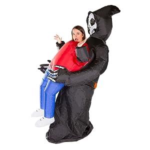 Bodysocks® Disfraz Hinchable de Parca Adulto: Amazon.es: Juguetes ...