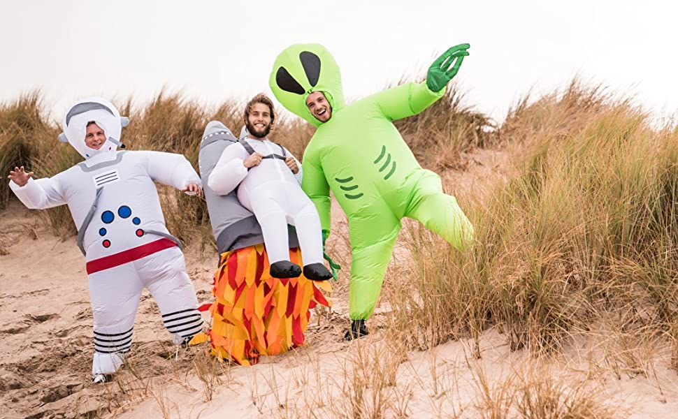 Jetpack costume