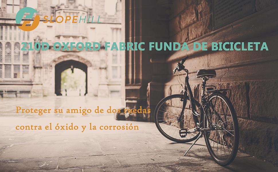 Tipo: cubierta de bicicleta completa. Uso: bicicletas de montaña, bicicletas eléctricas, bicicletas de ciudad. Almacenamiento interior / exterior
