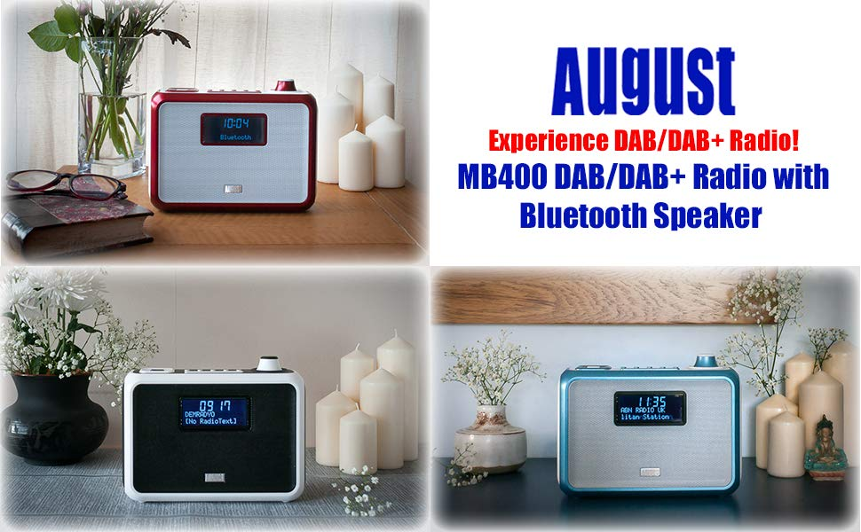 August MB400