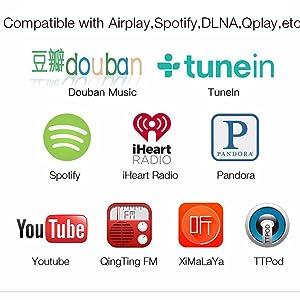 Adaptador de Audio WiFi - August WR320: Amazon.es: Electrónica